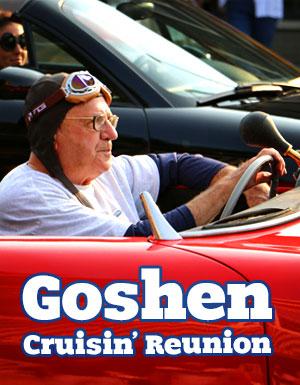 July First Fridays • Goshen Cruisin' Reunion