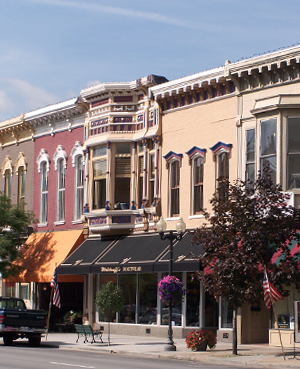 Downtown Goshen Inc. provides matching grants to business and building owners