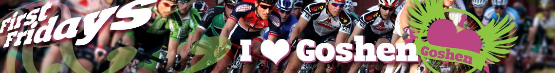 "I ""Heart"" Goshen Criterium Races and Bike Festival"