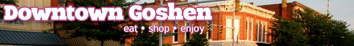 Downtown Goshen, Indiana