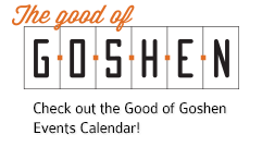 More downtown Goshen events!