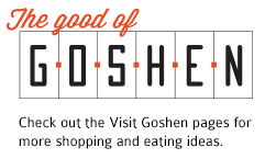 Find more in Goshen