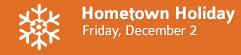 December First Fridays • Hometown Holiday • Goshen, Indiana