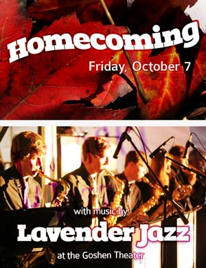 Homecoming • October First Fridays • Goshen, Indiana