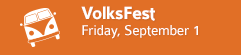 Volksfest • Friday, September 1 • Goshen, Indiana