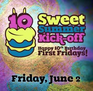 Sweet Summer Kick-off •Friday, June 2 • Goshen, Indiana