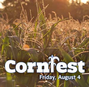 CornFest • Friday, August 4 • Goshen, Indiana