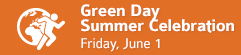 Green Day Summer Celebration • June First Fridays • Goshen, Indiana